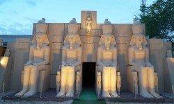 El Templo del Faraón en Provincia de Toledo