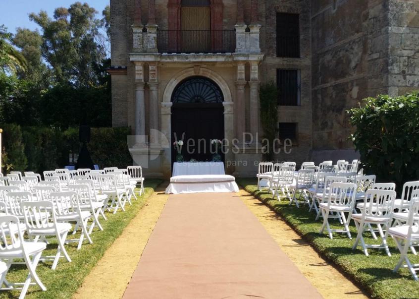 Ceremonias en Castillo de la Monclova