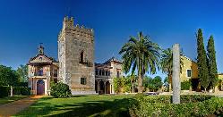 Arquitectura histórica. Castillo de la Monclova