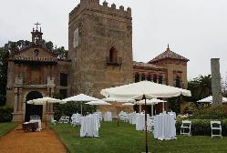 Eventos al aire libre. Castillo de la Monclova