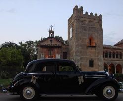 Bodas en Castillo de la Monclova