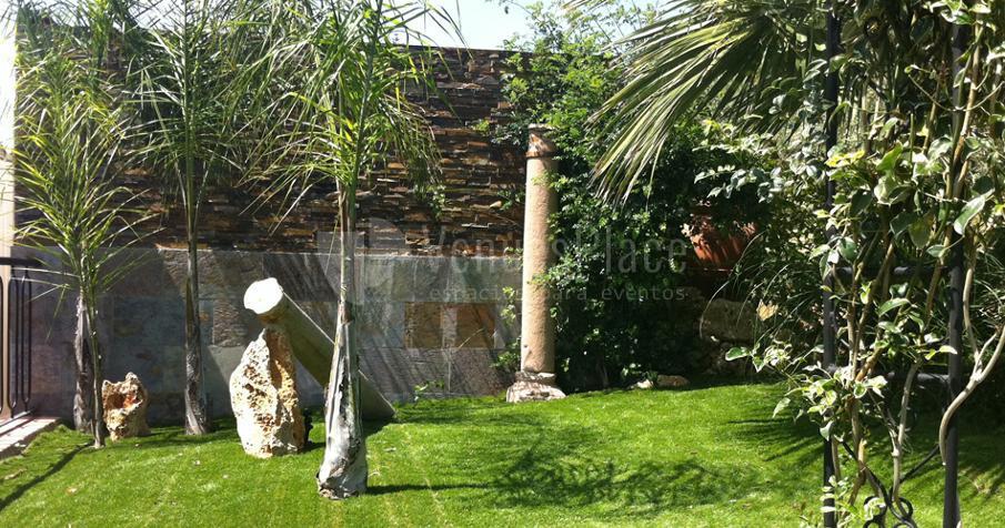 Espacios para reportajes fotográficos en Hacienda Los Conejitos