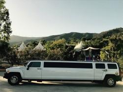 Disfruta de una elegante velada en plena naturaleza... el vehículo no es lo más importante.