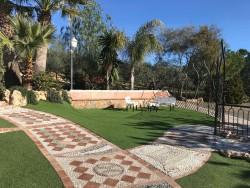 Jardín Las Calas (Ceremonias o recepción de visitantes)