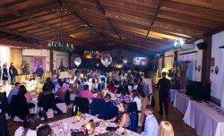 Cena de Gala con entrega de premios en Salón Buganvila