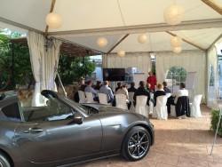 Mazda drive together  - Presentación de coche
