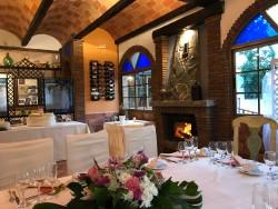 Salón Bóvedas, cálido, acogedor y con luz natural, el lugar ideal para bodas íntimas en invierno