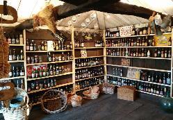 Hórreo.museo de la cerveza en El Pedrueco Turismo Rural