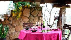 Cena para dos de aniversario en El Pedrueco Turismo Rural