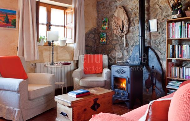 Bonitos espacios para tus eventos en El Pedrueco Turismo Rural