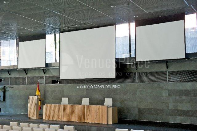 Auditorio Rafael del Pino