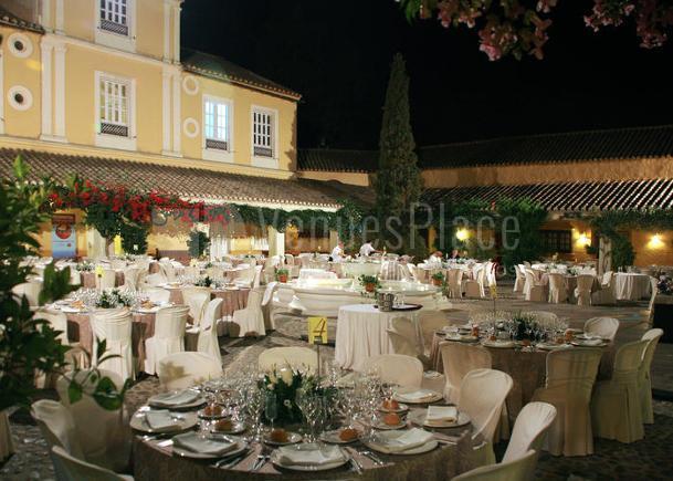 Bodas con encanto en Club de golf Guadarlhorce
