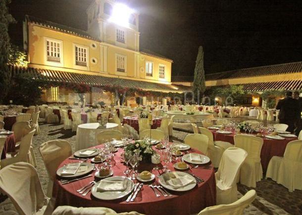Bodas y eventos al aire libre en Club de golf Guadarlhorce