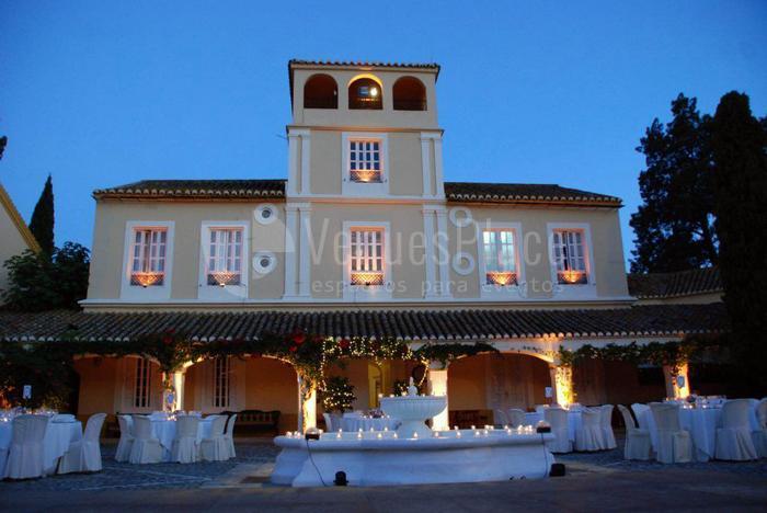 Bodas y otras celebraciones de ensueño en Club de golf Guadarlhorce