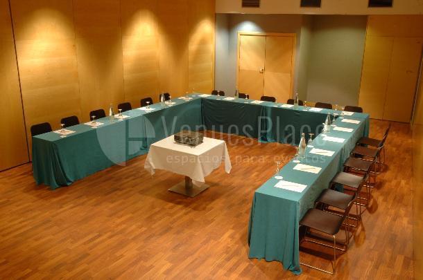 Sala dali - U en Eurohotel Gran Vía Fira