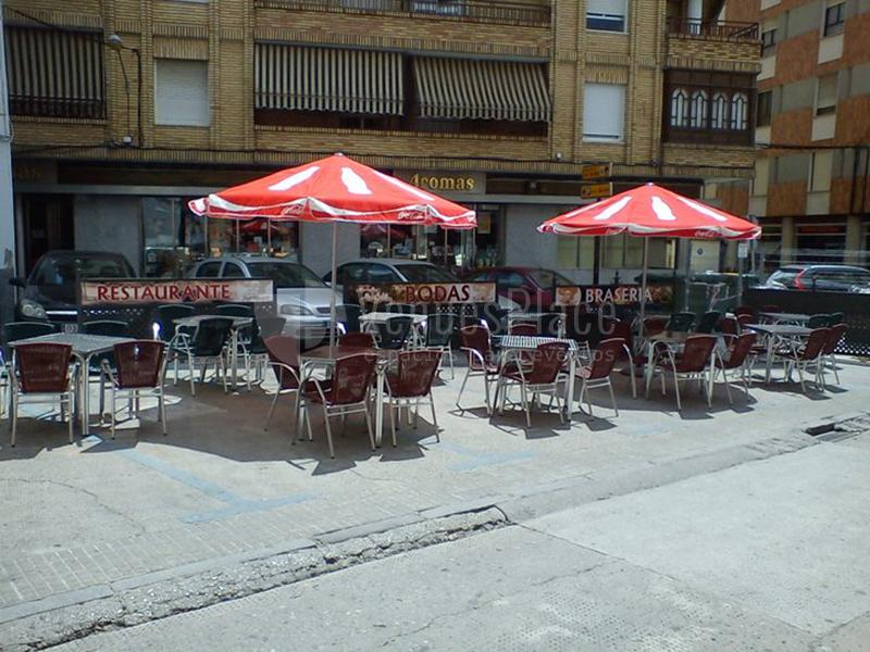 TERRAZA en Restaurante Don Quijote