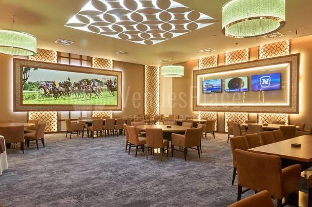 Coffee break/desayuno de trabajo en Casino Admiral San Roque