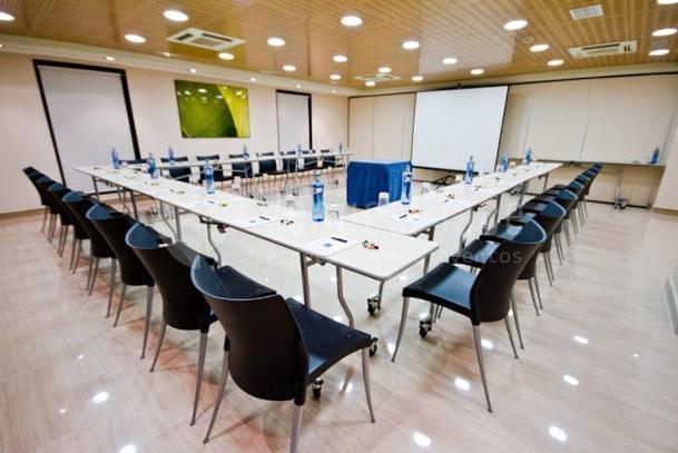 Eventos de empresa montaje enU en Abba Centrum Alicante hotel****