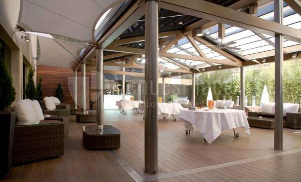 Montaje cocktail para eventos de empresa en Abba Centrum Alicante hotel****