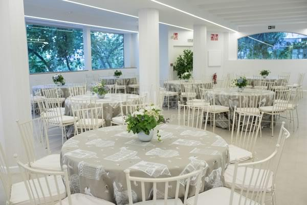 Banquetes en Rocio Gandarias Commodore