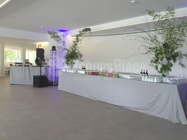 Celebra tu evento en Rocio Gandarias Commodore