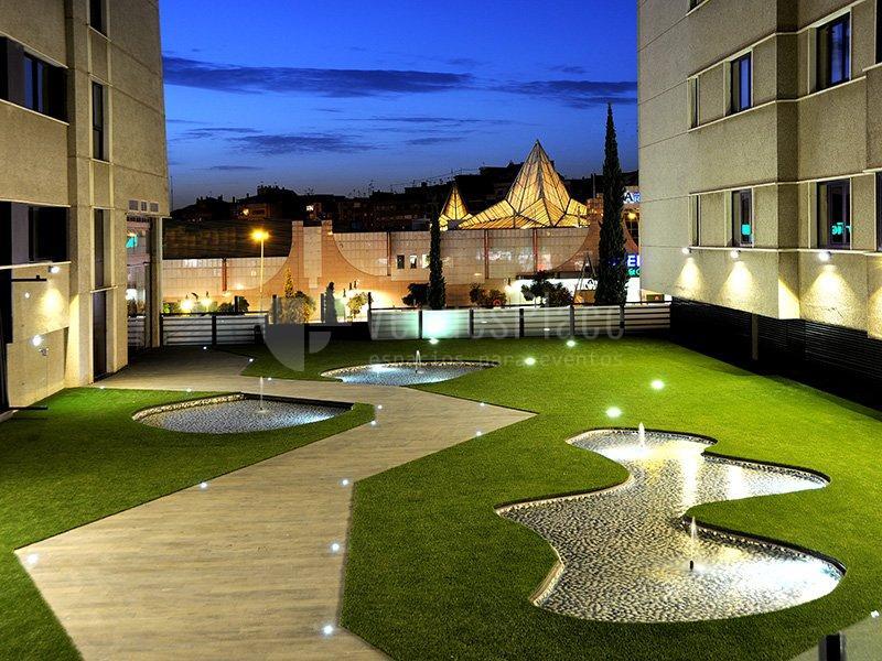 Lagos Oscar Sercotel Gran Hotel Luna De Granada**** realiza tus eventos