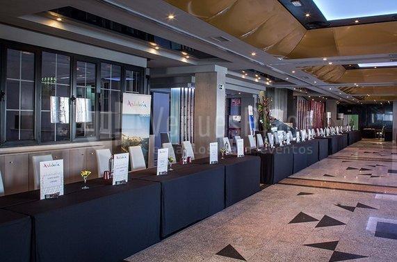 Sercotel Gran Hotel Luna De Granada**** celebra tus eventos