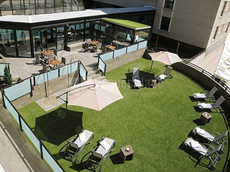 Solarium Sercotel Gran Hotel Luna De Granada****