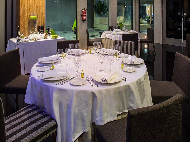 Sercotel Gran Hotel Luna De Granada**** banquete de bodas
