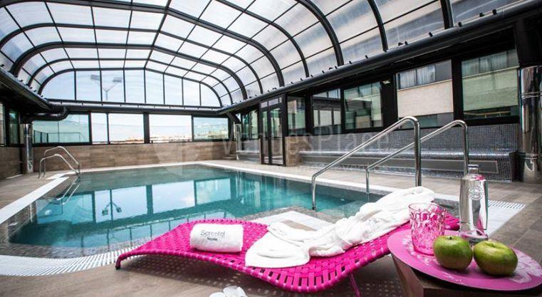 Sercotel Gran Hotel Luna De Granada**** disfruta de sus instalaciones
