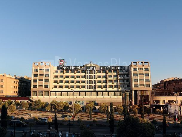 Fachada Sercotel Gran Hotel Luna De Granada**** realiza tus eventos