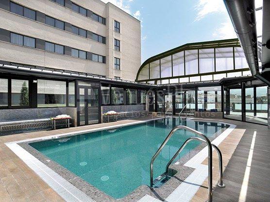 Piscina Climatizada en Sercotel Gran Hotel Luna De Granada**** realiza tus eventos