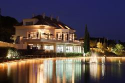 Restaurante el Lago en Marbella