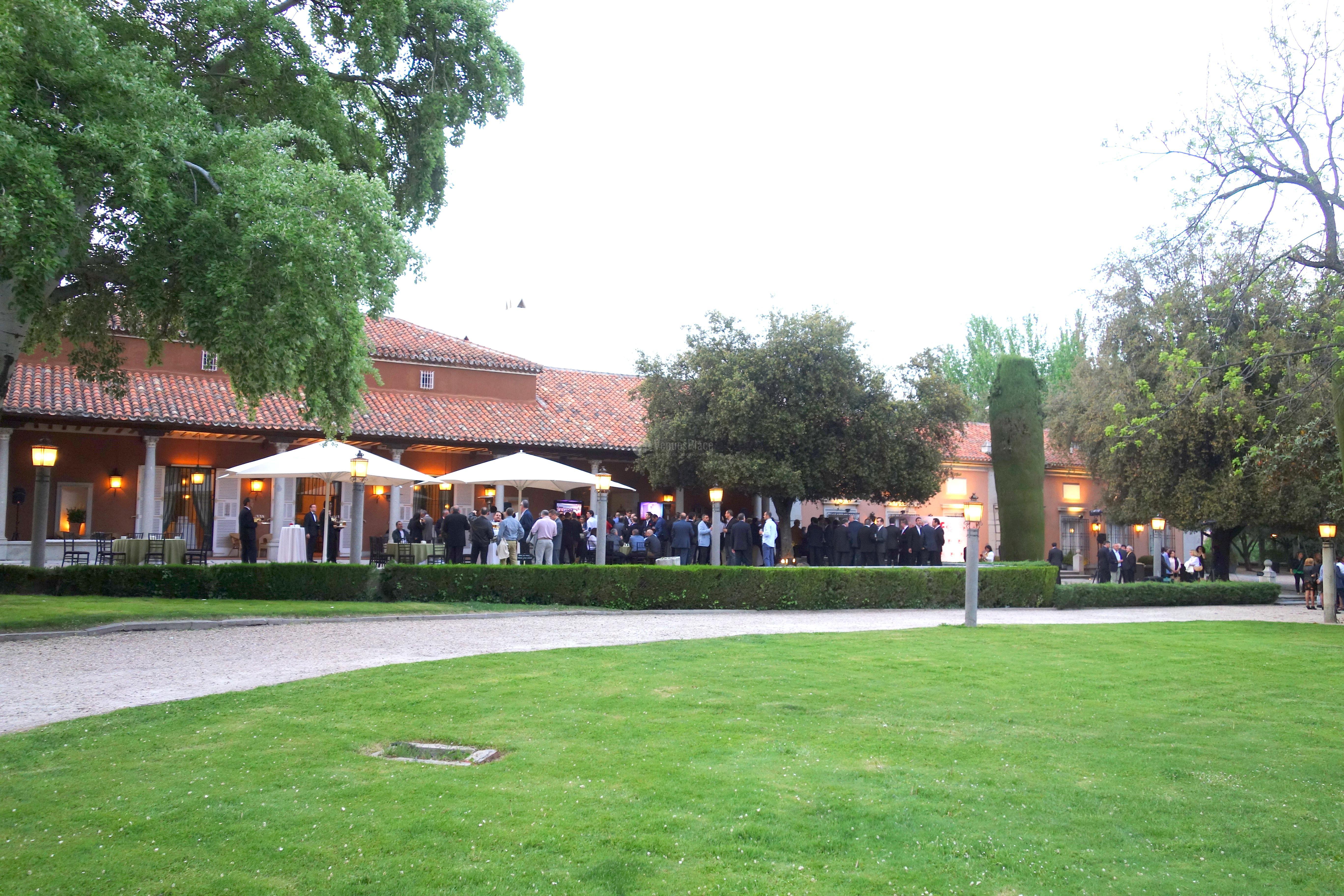 Fincas para eventos cerca de madrid venuesplace - Casa monico bodas ...