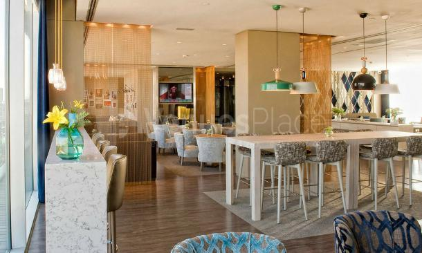 Interior 2 en AC Hotel Barcelona Fórum
