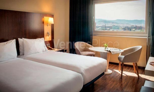 Interior 6 en AC Hotel Barcelona Fórum