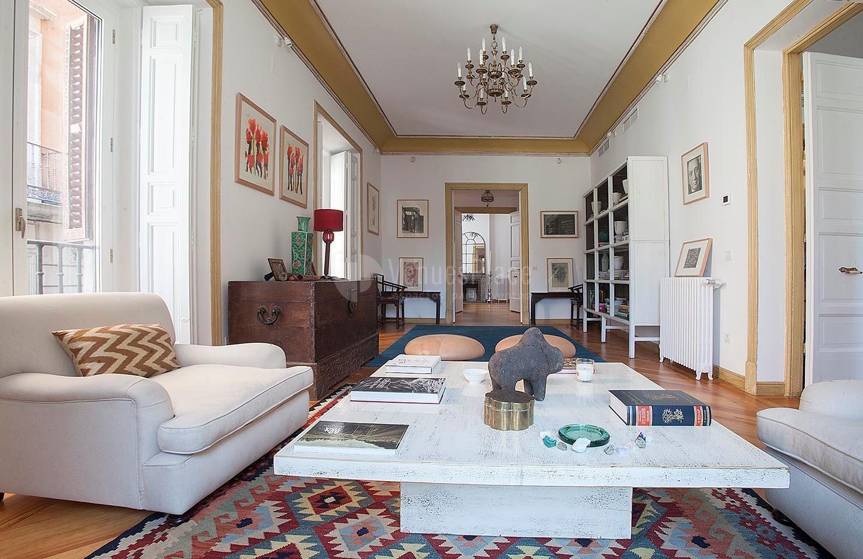 Espacios elegantes y exclusivos en Atelier Madrid