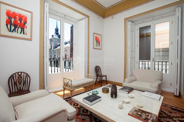 Espacios únicos y exclusivos para tus eventos en Atelier Madrid