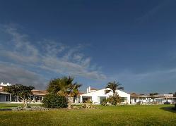 Exterior al aire libre en Parador de Málaga Golf