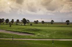 Campo de golf con 18 hoyos en Parador de Málaga Golf
