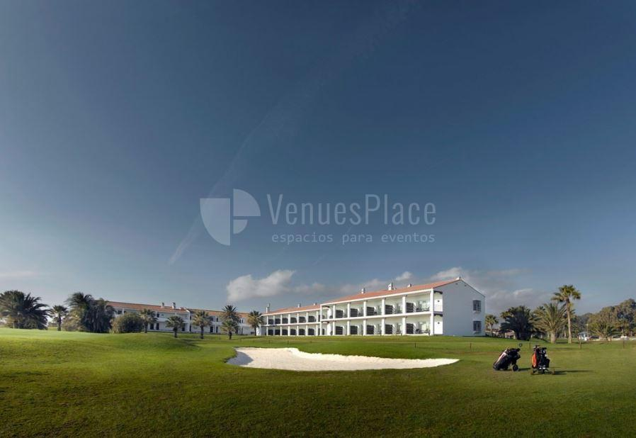 Alojamiento para grupos en Parador de Málaga Golf
