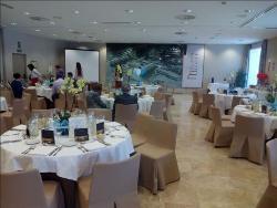 Cena de gala en Parador de Málaga Golf