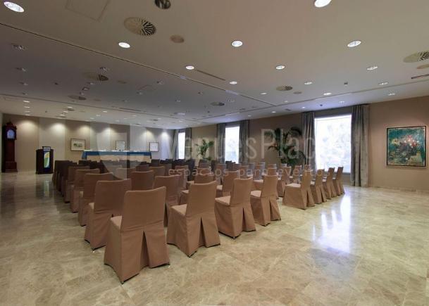 Presentaciones de producto en Parador de Málaga Golf