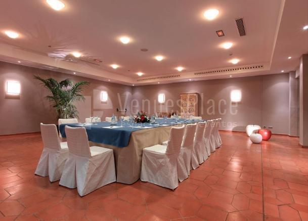 Comidas y cenas de empresa en Parador de Málaga Golf