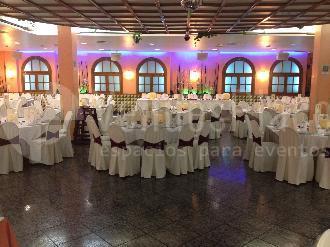 Restaurantes con espectáculo para Bodas: Restaurant Can Palou
