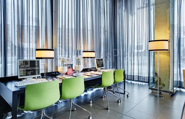 Interior 2 en Sercotel Boulevard Vitoria Hotel
