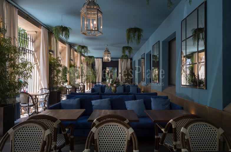 Interior 10 en Pamplona Catedral Hotel