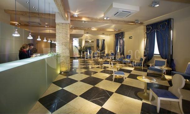 Interior 4 en Hotel Pamplona Catedral