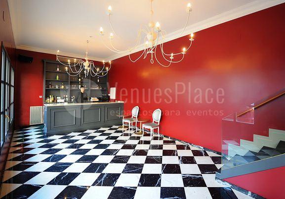 Interior 10 en Hotel Pamplona Catedral