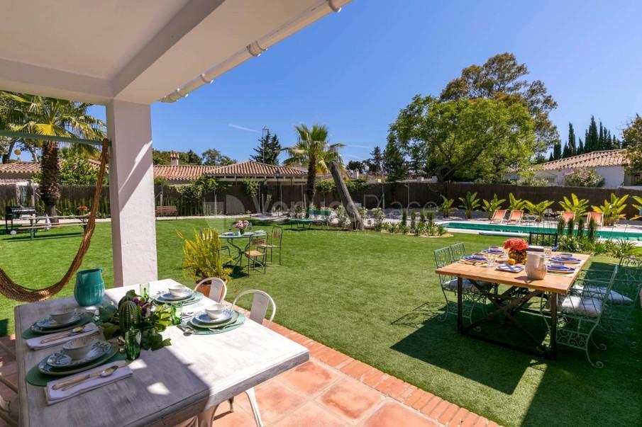 Jardín y terraza Artola&Friends